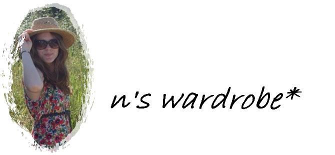 n's wardrobe