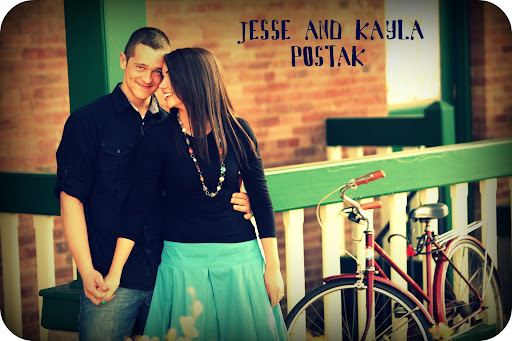 THE JESSE AND KAYLA POSTAK BLOG