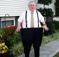 SPONGE GENE BIG PANTS
