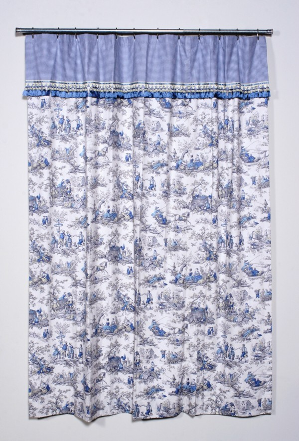 gift home today extra long shower curtains in 22 designs