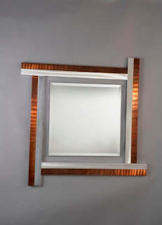 Nova Lighting mirror Jon Gilmore collection High Point