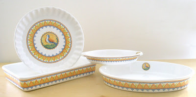 Abbiamo Tutto is a U.S. wholesaler of Italian bakeware and serveware. The company exhibits at gift shows in Atlanta and New York.