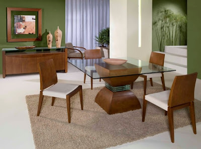 Brazilian furniture from Sier Moveis, part of Pampaexport, based in Atlanta. Call 770-242-6774