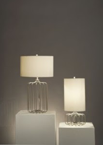 Nova Lighting Maya and Finestra lamps Dallas International Lighting Market and Las Vegas Market