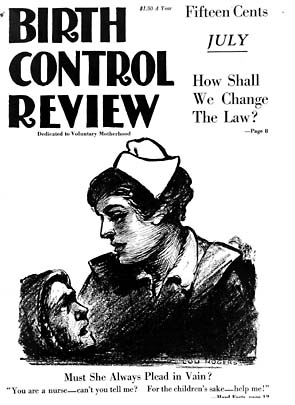 analysis on the morality of birth control by margaret sanger Women as political bodies in the international speeches of margaret sanger  our analysis of sanger's  the morality of birth control was a.