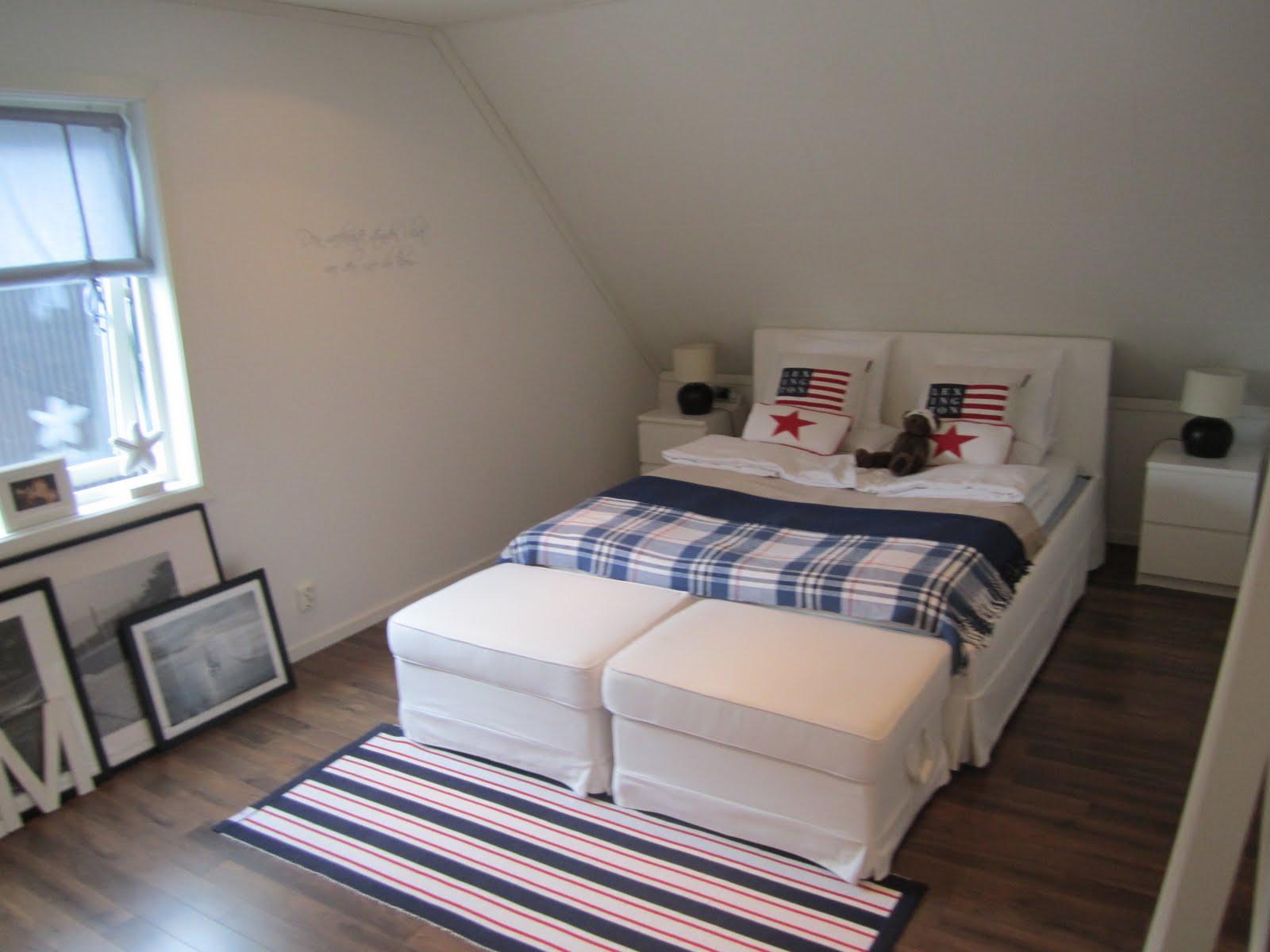 Världens bästa: ...vårt fina sovrum