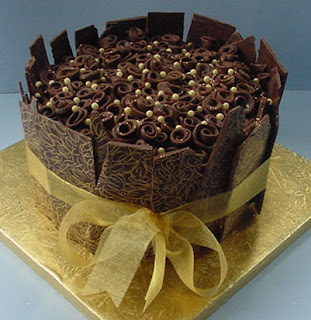 Margarets Chocolate Cake
