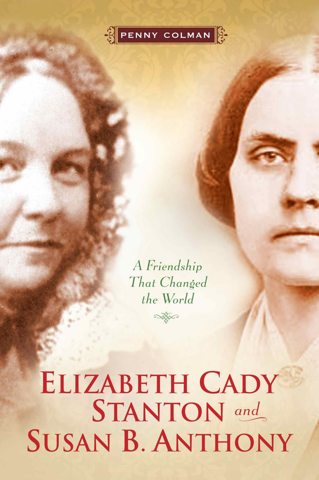 biographies of susan b anthony and elizabeth cady stanton Elizabeth cady stanton and susan b anthony anna howard shaw, another suffragist, wrote a description of the relationship between stanton and anthony in the story of a pioneer: she [miss anthony] often said that mrs stanton was the brains of the new association, while she herself was merely its hands and feet but in truth the two women worked marvelously together, for mrs stanton was a.