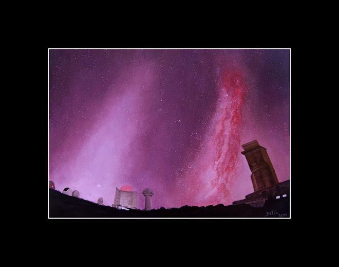 Luz Zodiacal y Vía Láctea