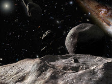 Cinturon de asteroides entre Marte y Júpiter