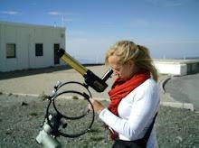 TELESCOPIO SOLAR EN GRANADA
