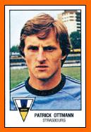 Classement historique des clubs 12-Patrick+OTTMAN+1979+Panini+Strasbourg