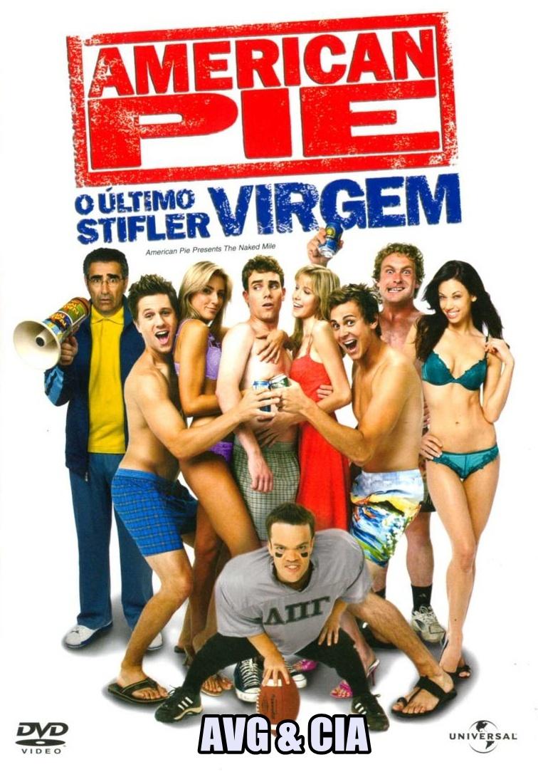 American Pie 5 – O Último Stifler Virgem (Dublado)