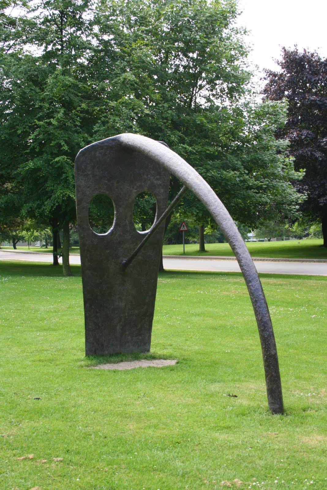 Landscape Ping Yorkshire Sculpture Park 2