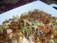 Rosemary Pork Roast & Roasted Potatoes