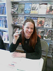 Free Comic Book Day signing