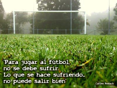 Frases De Futbol En Imagenes :)