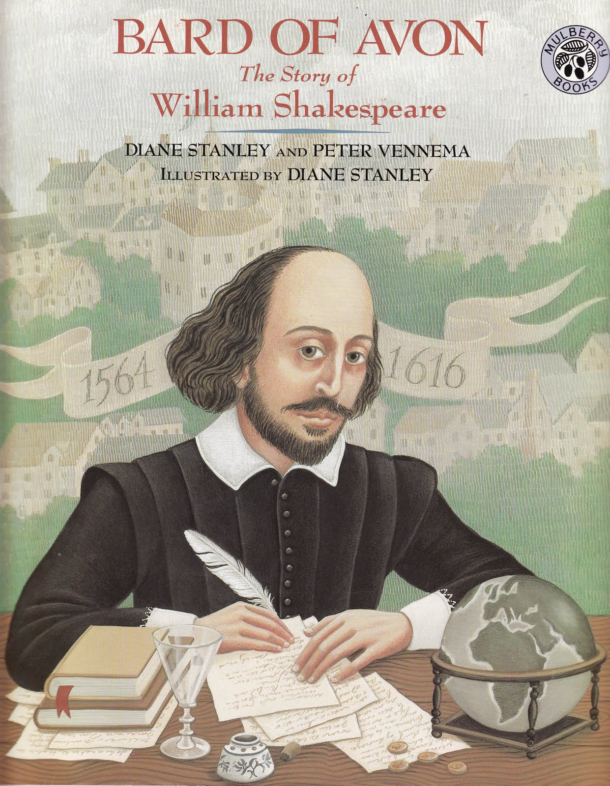 a biography of william shakespeare the bard of avon William shakespeare - english poet, playwright, and actor name: william  shakespeare date of birth: 26 april 1564 place of birth: stratford-upon-avon,   william shakespeare, shakespeare also spelled shakspere, byname bard of  avon or.