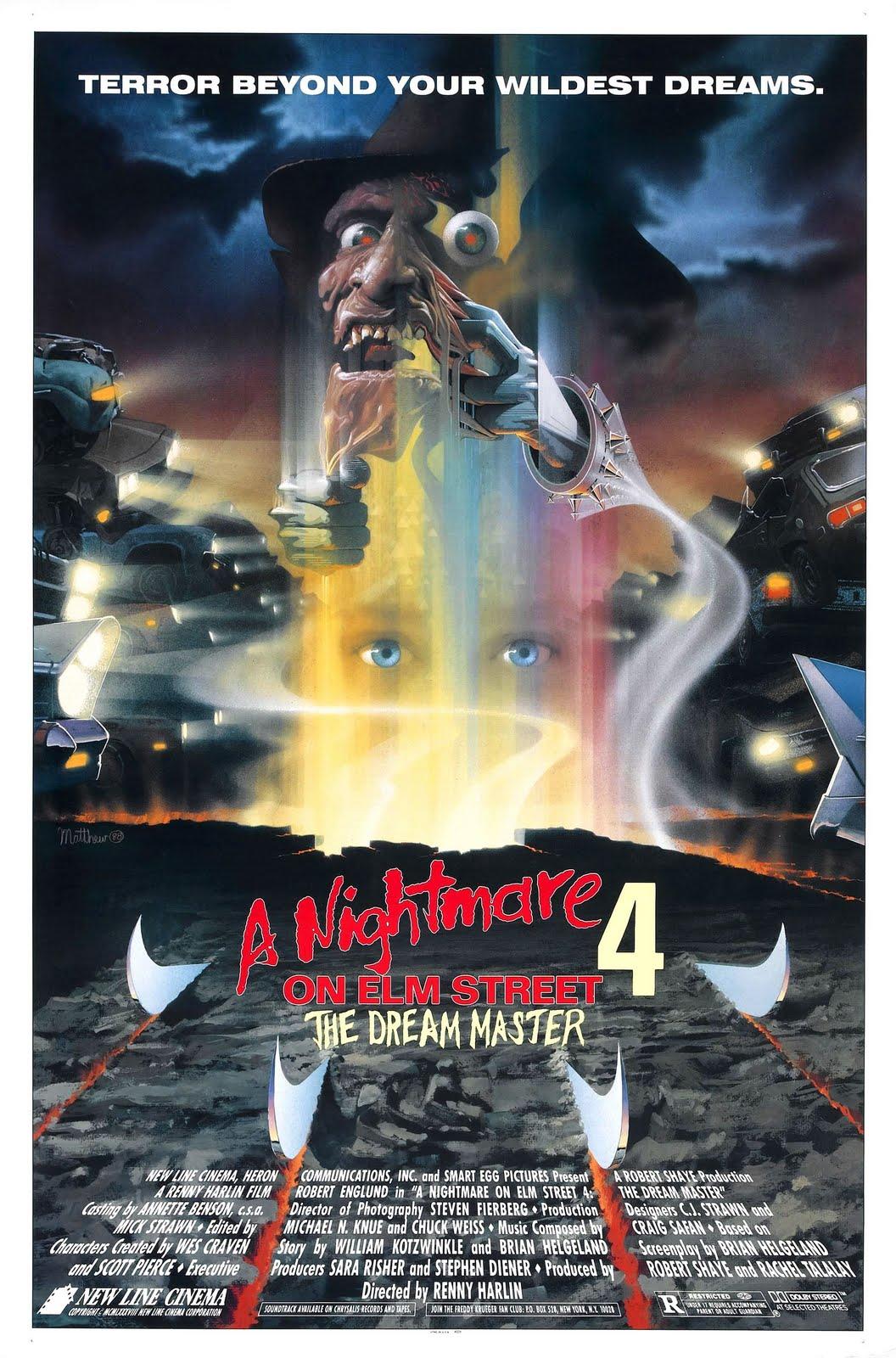 A Nightmare on Elm Street 3: Dream Warriors - Wikipedia