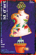 """LOUISE MACARON ©"" A ID D'ART LYON, 7-8-9 mai 2010."