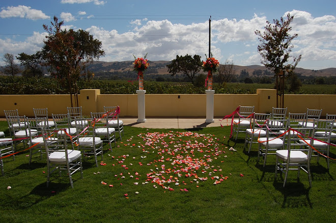 Ceremony Site One- View
