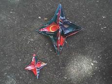 Estrelas no asfalto