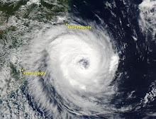 FURACÃO - Ciclone Tropical