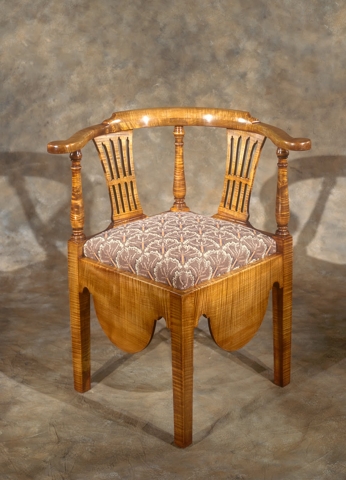 Roundabout Chair - WPatrickEdwards: Roundabout Chair - Antique Corner Chair  Value Antique Furniture - Antique - Antique Corner Chair Value Antique Furniture