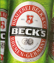 Becks get you wrecks!