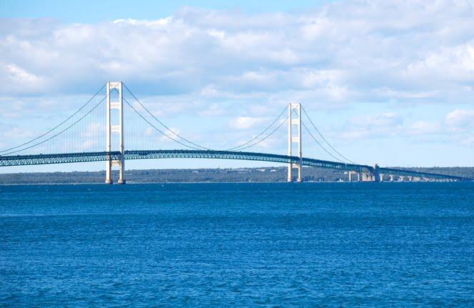 Ferry From Mackinaw Island To Mackinaw City