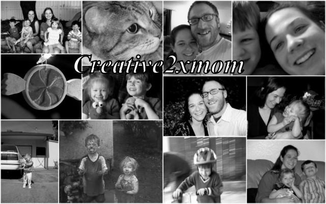 Creative 2x Mom