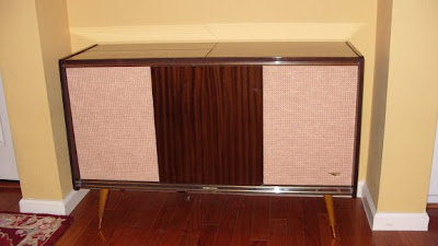 Vintage-Style Stereo Console Design - diyAudio