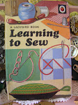 Learn to sew with Ladybird books