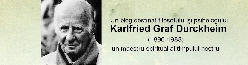 Karlfried Graf Durckheim