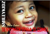 online contest ~senyuman ceria si comel