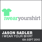 Jason Sadler - I Wear Your Shirt - Interview