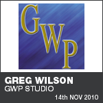 Greg Wilson - GWP Studio - What's Your Passion?