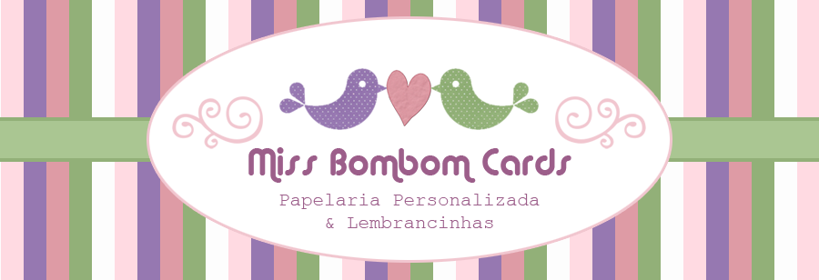 Miss Bombom Cards