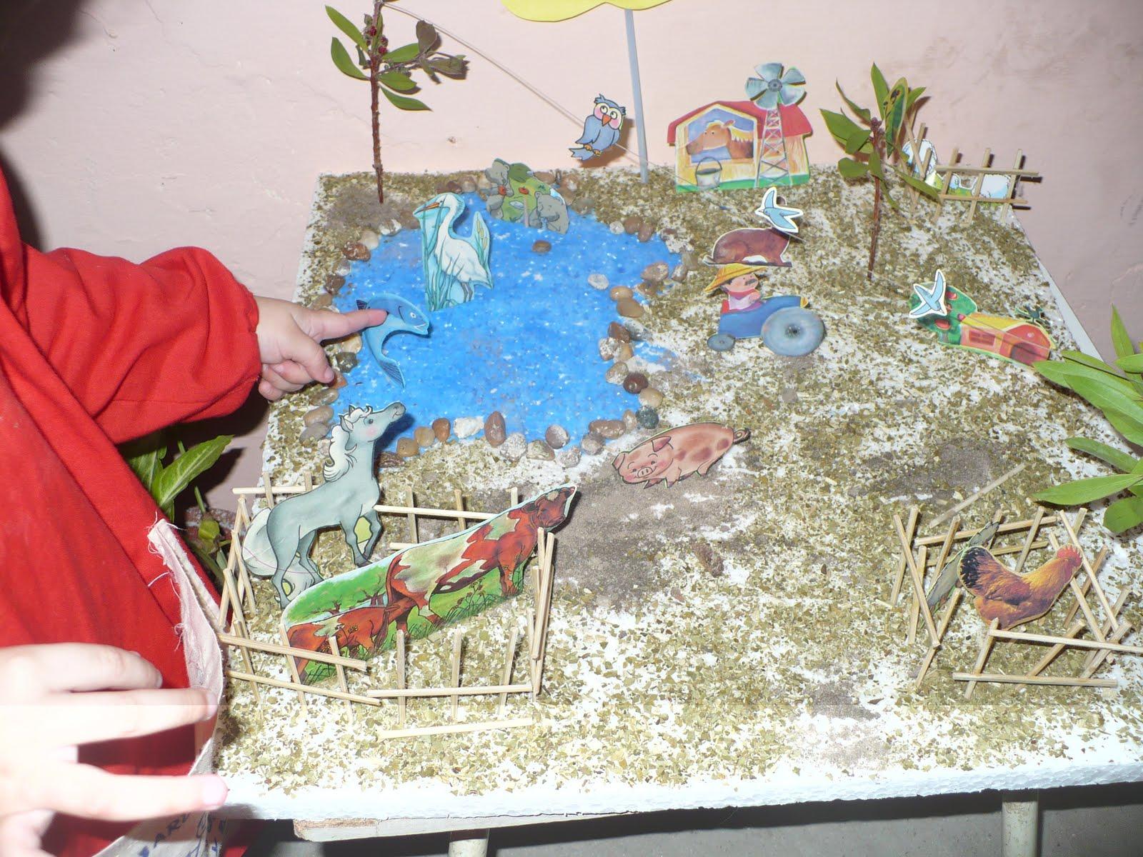Jardín Maternal Las Aventuras de Cristian y Diego: abril 2010