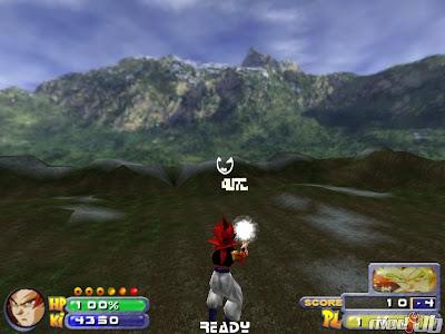 DragonBall Z-Bid For Power [Mediafire 3 Parts] Water_65410