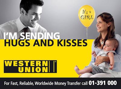 Western Union di Indonesia