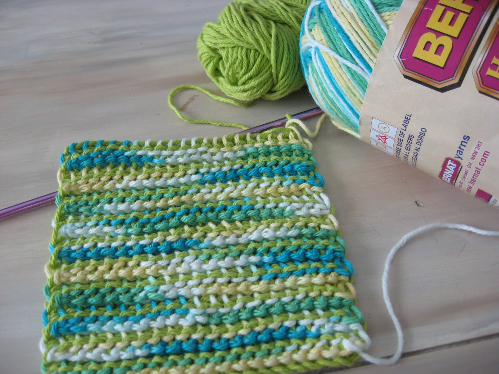 Cro Knit Patterns : Cro-hook