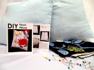 SWFDS: DIY Throw Pillow Kit
