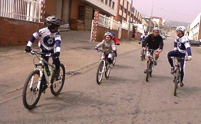 infantiles escola ciclisme sant boi