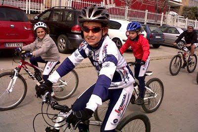 infantiles escuela ciclismo sant boi