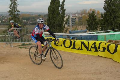 III Ciclocross de Lleida 2009 Ernesto Mañanes