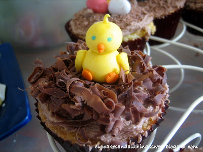 easter cupcakes for kids. easter cupcakes decorations.