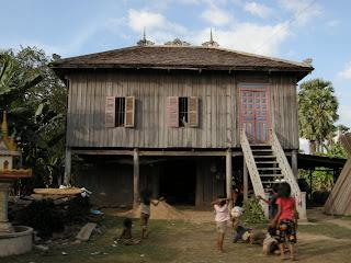 Girls in Kampong Cham
