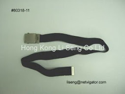 Sell Canvas Belt Manufacturer And Supplier - Hong Kong Li Seng Co Ltd