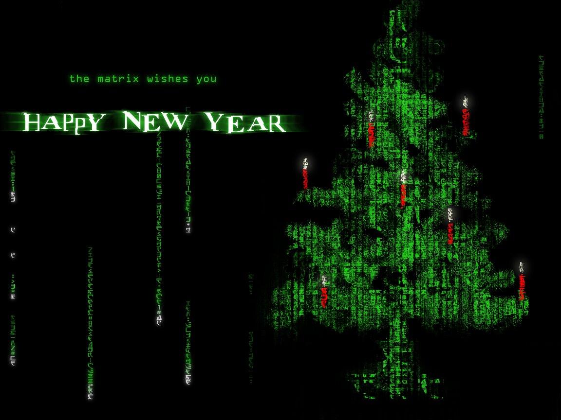 Новогодние поздравления администратору